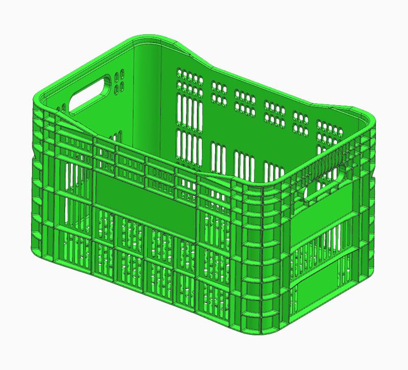 دوران مربع العفن الأخضر